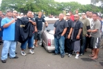 Momento shot with Supremacy Car Club @ the Eight08.net Show & Shine