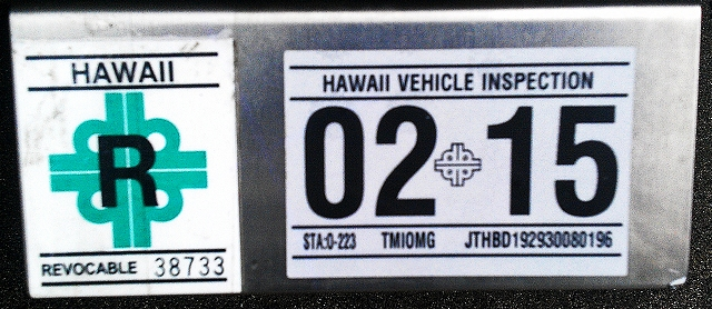 Hawaii Safety Inspection >> Eight08 Net Dope Rides Fly Hunnies
